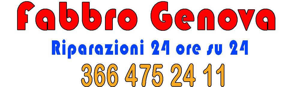 Cambio Serrature Genova